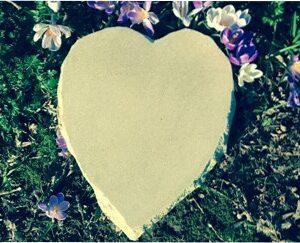 York Sandstone Natural Heart