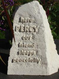 Limestone Obelisk
