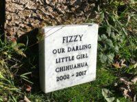 marble tablet pet memorial 1