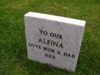 marble tablet pet memorial